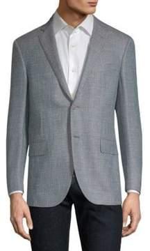 Corneliani Regular-Fit Textured Sportcoat
