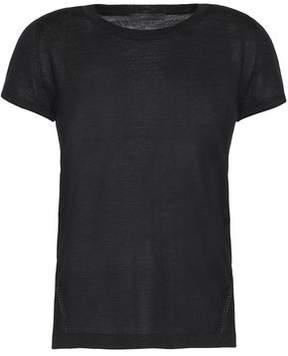 Belstaff Cashmere And Silk-Blend T-Shirt