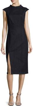 Alexia Admor Women's Mockneck Sheath Dress