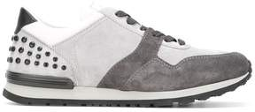 Tod's studded lace-up sneakers
