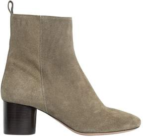 Isabel Marant Etoile 60mm Deyissa Suede Boots