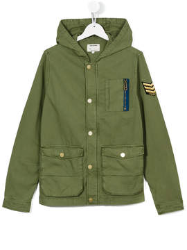 Zadig & Voltaire Kids military jacket