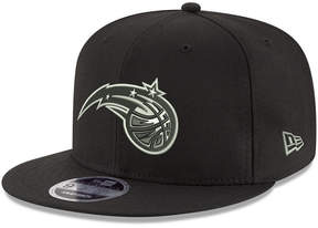 New Era Orlando Magic Black on Shine 9FIFTY Snapback Cap