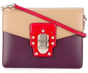 Dolce & Gabbana Lucia tricolour shoulder bag
