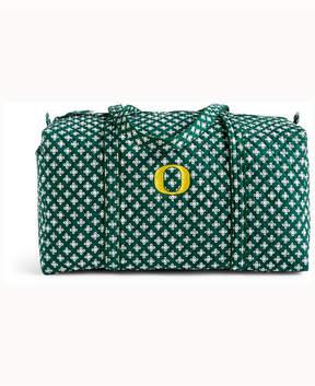 Vera Bradley Oregon Ducks Duffle