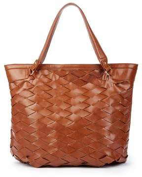 Sole Society Adrina Faux Leather Tote