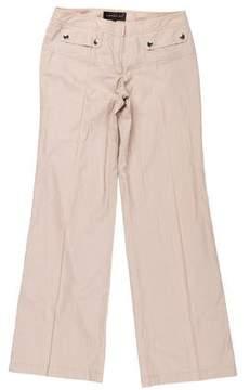 Barbara Bui Mid-Rise Wide-Leg pants