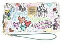 Disney Sketch Wallet by Dooney & Bourke
