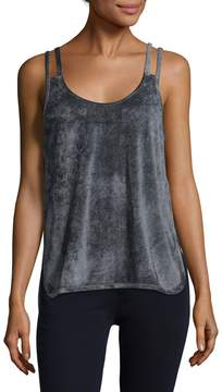 Lot 78 Lot78 Women's Velour Cami Tank