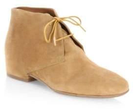 Aquatalia Uliva Leather Chukka Boots