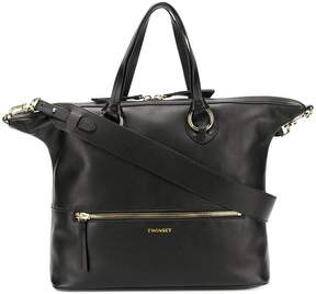 Twin-Set elongated shoulder bag
