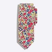 J.Crew Factory Printed Cotton tie