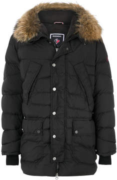 Rossignol fur trimmed hood padded jacket