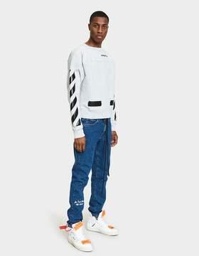 Off-White Off White Slim 5 Pockets Jeans