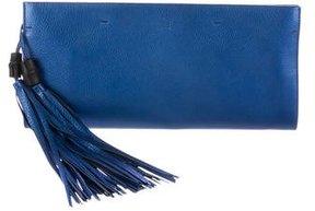 Gucci Large Nouveau Clutch - BLUE - STYLE