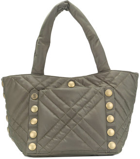 Sonia Rykiel quilted stud tote