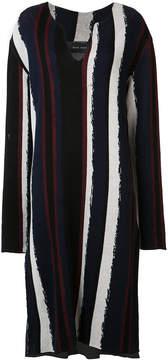 Baja East long printed tunic