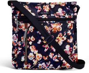 Vera Bradley Travel Ready Crossbody - WATER GEO - STYLE