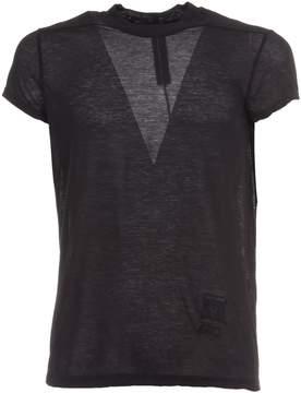 Drkshdw Rick Owens Crew Level Short T-shirt