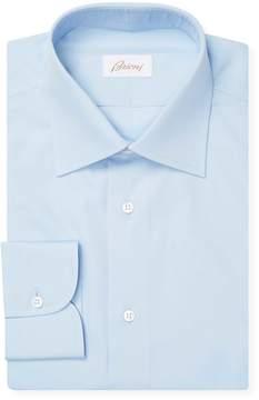 Brioni Men's Solid Dress Shirt