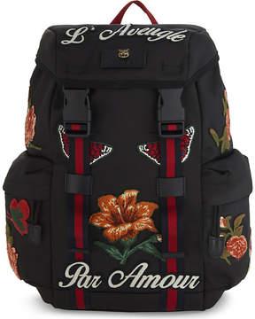 Gucci Par Amour backpack - BLACK - STYLE