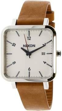 Nixon Men's Ragnar 36 A9852312 Brown Stainless-Steel Quartz Fashion Watch