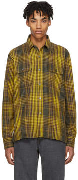 Our Legacy Yellow Country Shirt