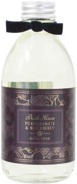 Bath House Pomegranate + Blackberry Bath Soak by 250ml Soak)