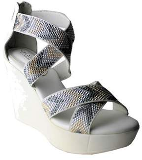 Charles David Charles by Women's Fani Platform Wedge Sandal