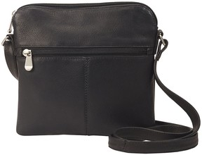 Le Donne Leather Crossbody - Caspian