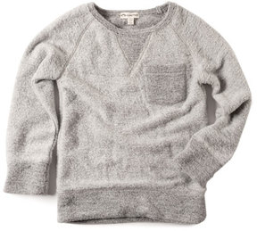 Appaman B Side Fuzzy Sweatshirt, Size 2-10