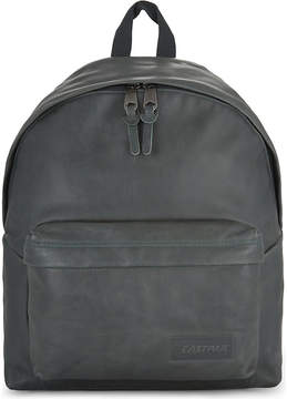 Eastpak Authentic Padded Pak'r leather backpack