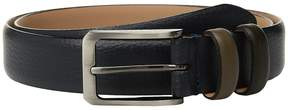 Ted Baker Shrubs Coloured Keeper Leather Belt Men's Belts