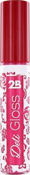 2B Colours Deli Gloss - Deep Rose