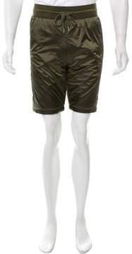 Helmut Lang Drawstring Puffer Shorts w/ Tags