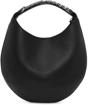 Givenchy Black Small Infinity Hobo Bag