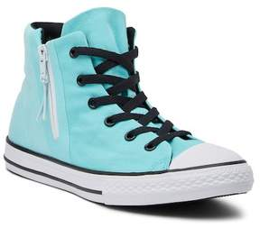 Converse Chuck Taylor All Star Sport Zip Hi Top Sneaker (Little Kid & Big Kid)