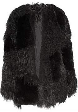 RtA Guinevere Faux Fur Coat