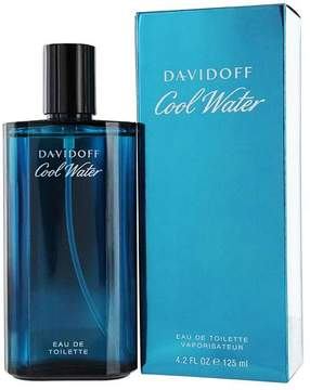 Davidoff Cool Water - Eau De Toilette Spray 4.2 oz.
