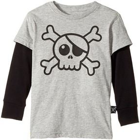 Nununu Skull T-Shirt Kid's Clothing
