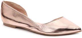 Journee Collection Women's Cortni Metallic Flat