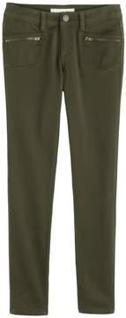 Mudd Girls 7-16 & Plus Size Zipper Porkchop Pocket Jeggings