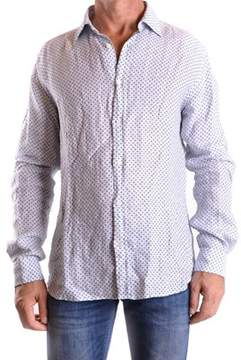 Altea Men's White Linen Shirt.