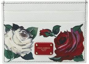 Dolce & Gabbana BI0330-AI816-HAG83 Wallet - ROSE WHITE/ROSE RED - STYLE