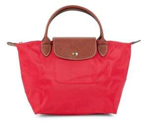 Longchamp Le Pliage Tote - RED - STYLE