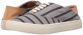 Soludos Striped Classic Sneaker Men's Shoes
