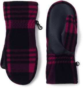 Lands' End Lands'end Boys 200 Fleece Mittens