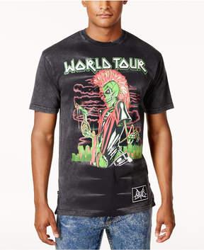 Reason Men's Spray Paint Graphic Print T-Shirt