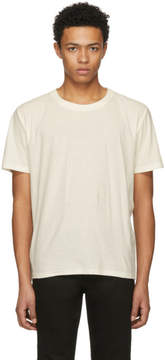 Saint Laurent Off-White 1971 Back T-Shirt