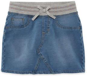 Arizona Denim Skirt Girls' 4-16 and Plus